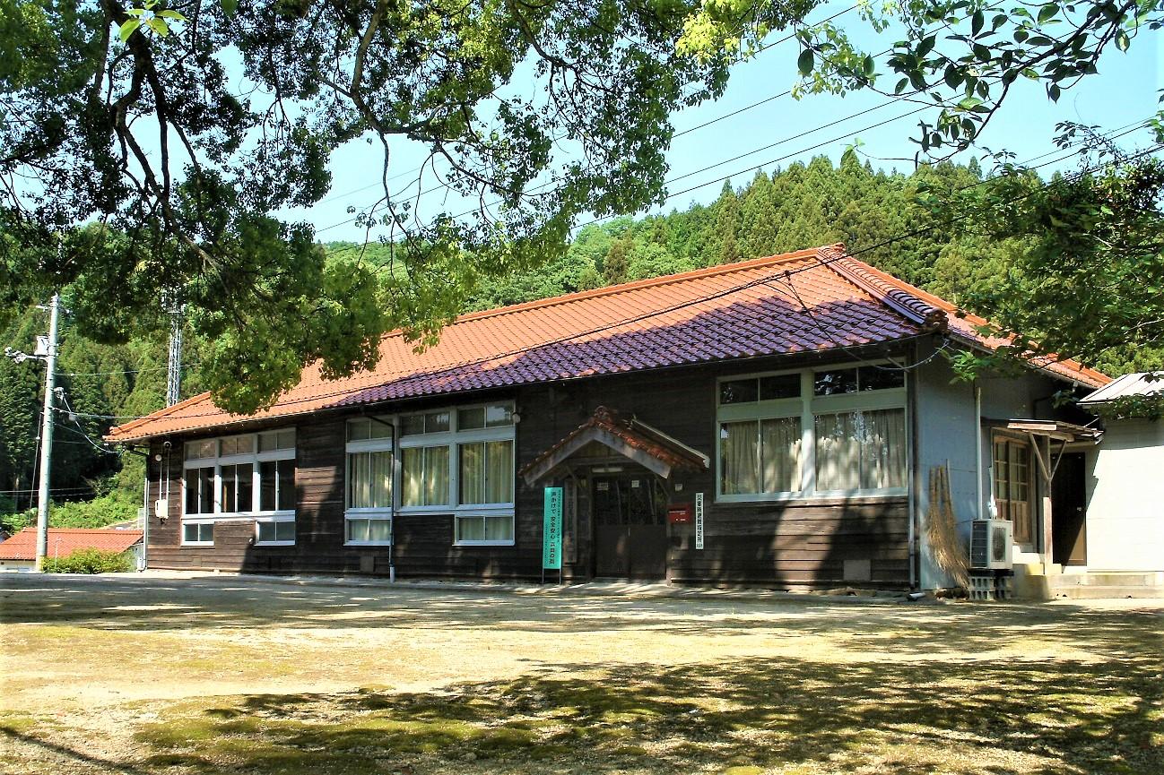 記事浜田市立佐野小学校 宇津井分校 閉校のイメージ画像