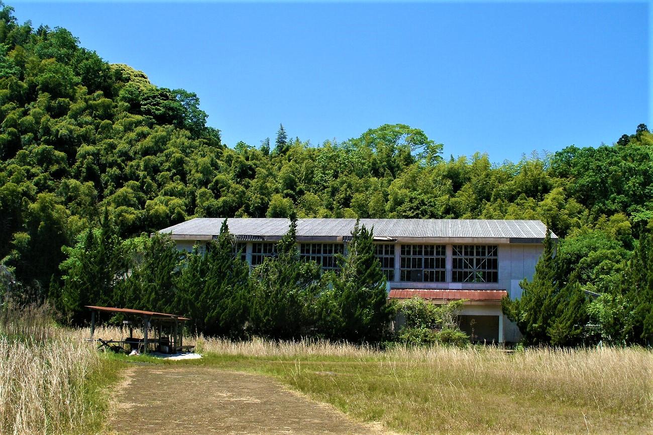 記事江津市立跡市中学校 閉校のイメージ画像