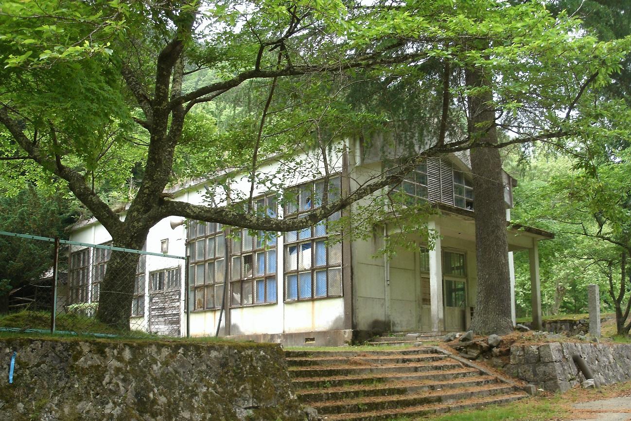 記事朝来町立神子畑小学校 閉校のイメージ画像