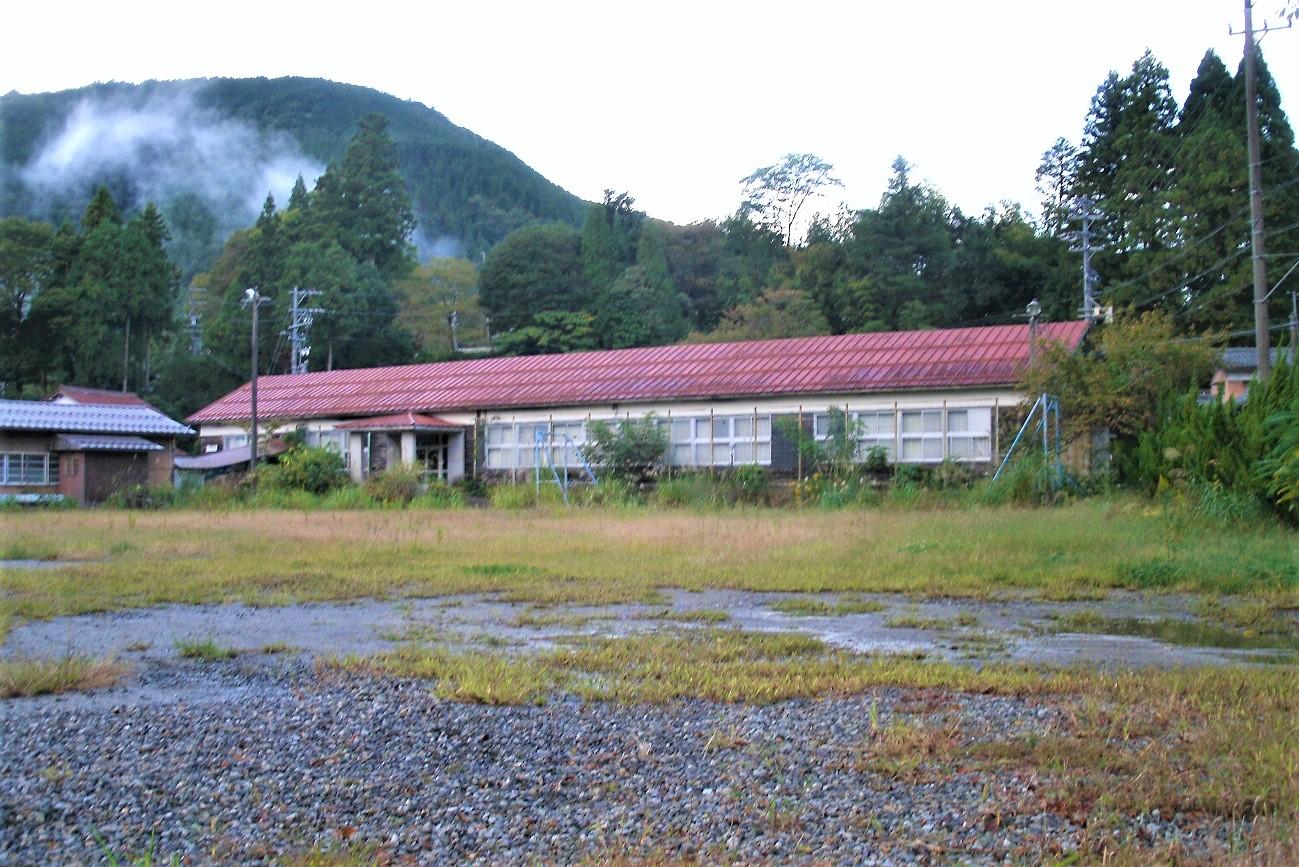 記事根尾村立長嶺小学校 閉校のイメージ画像