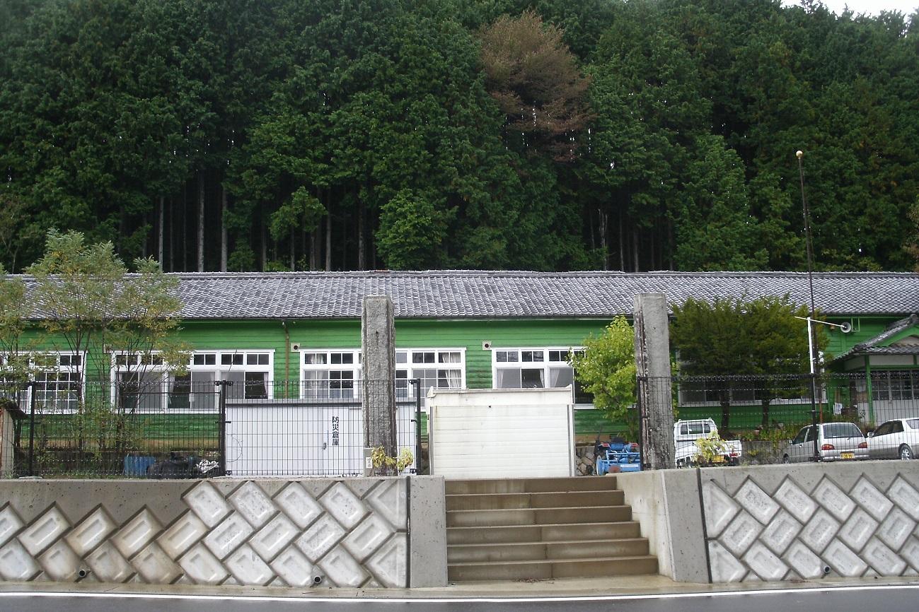 八百津町立福地小中学校 閉校 | ファイナルアクセス