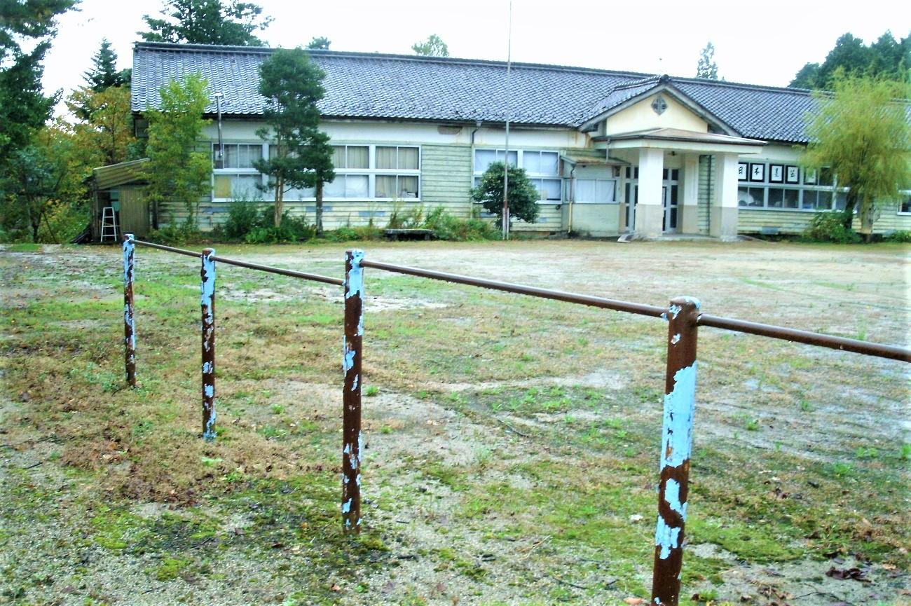 記事八百津町立潮南中学校 閉校のイメージ画像