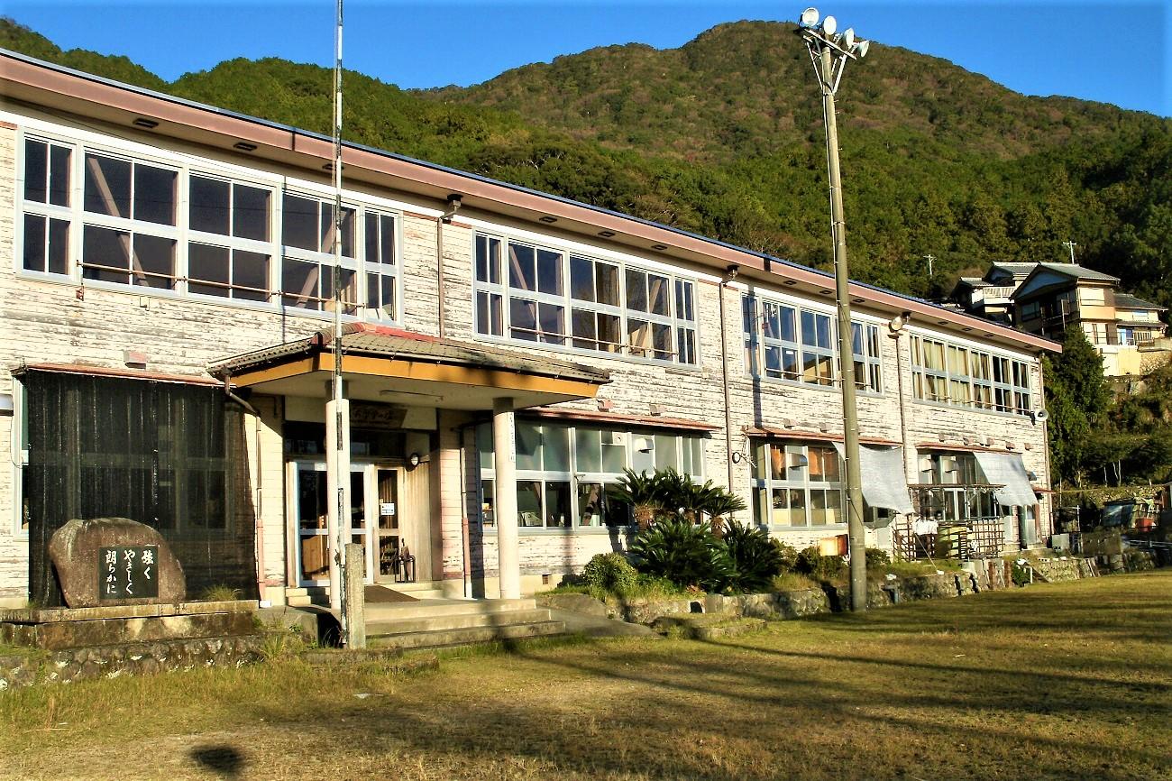 記事尾鷲市立古江小学校 廃校のイメージ画像