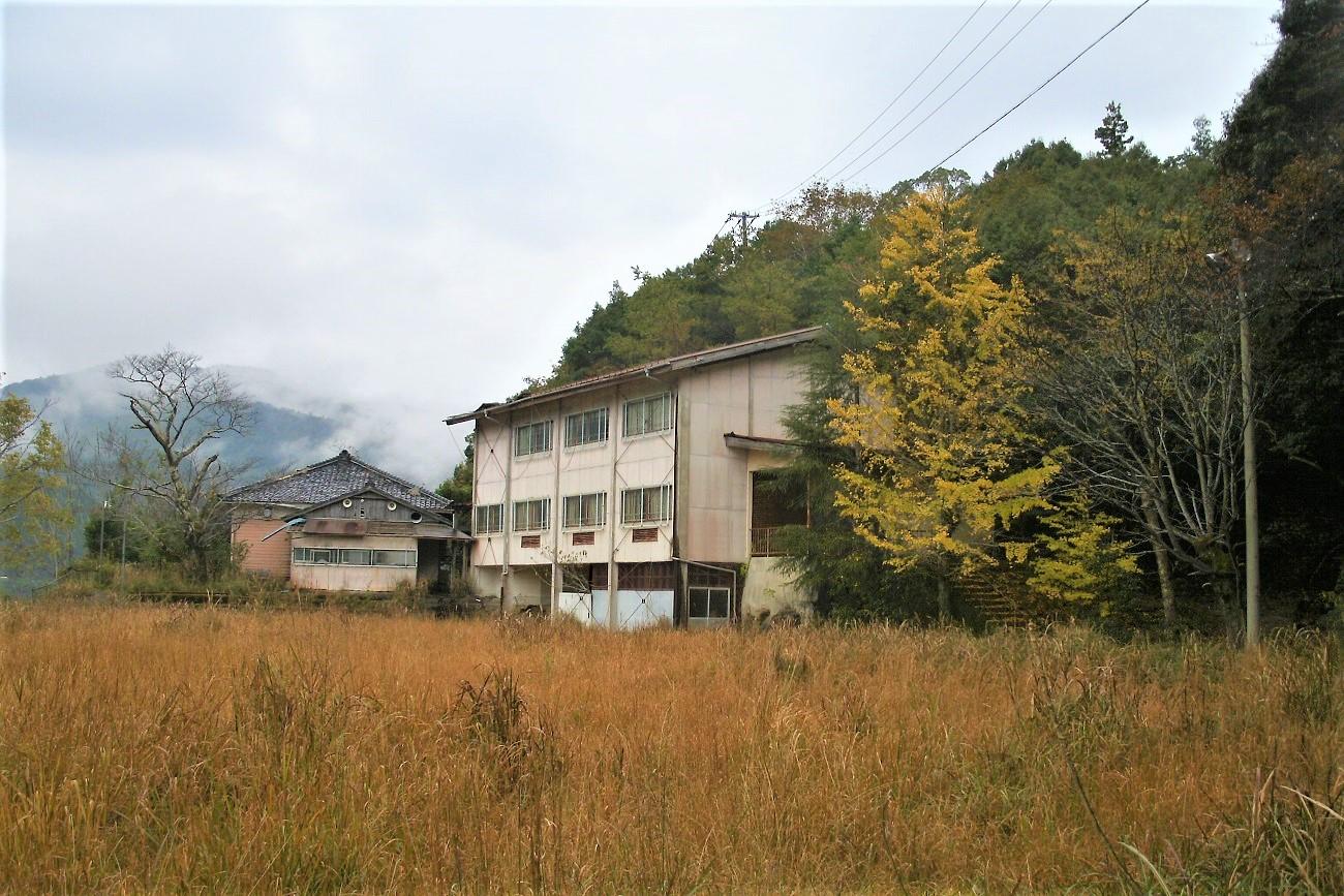 記事紀和町立上川小学校 廃校のイメージ画像