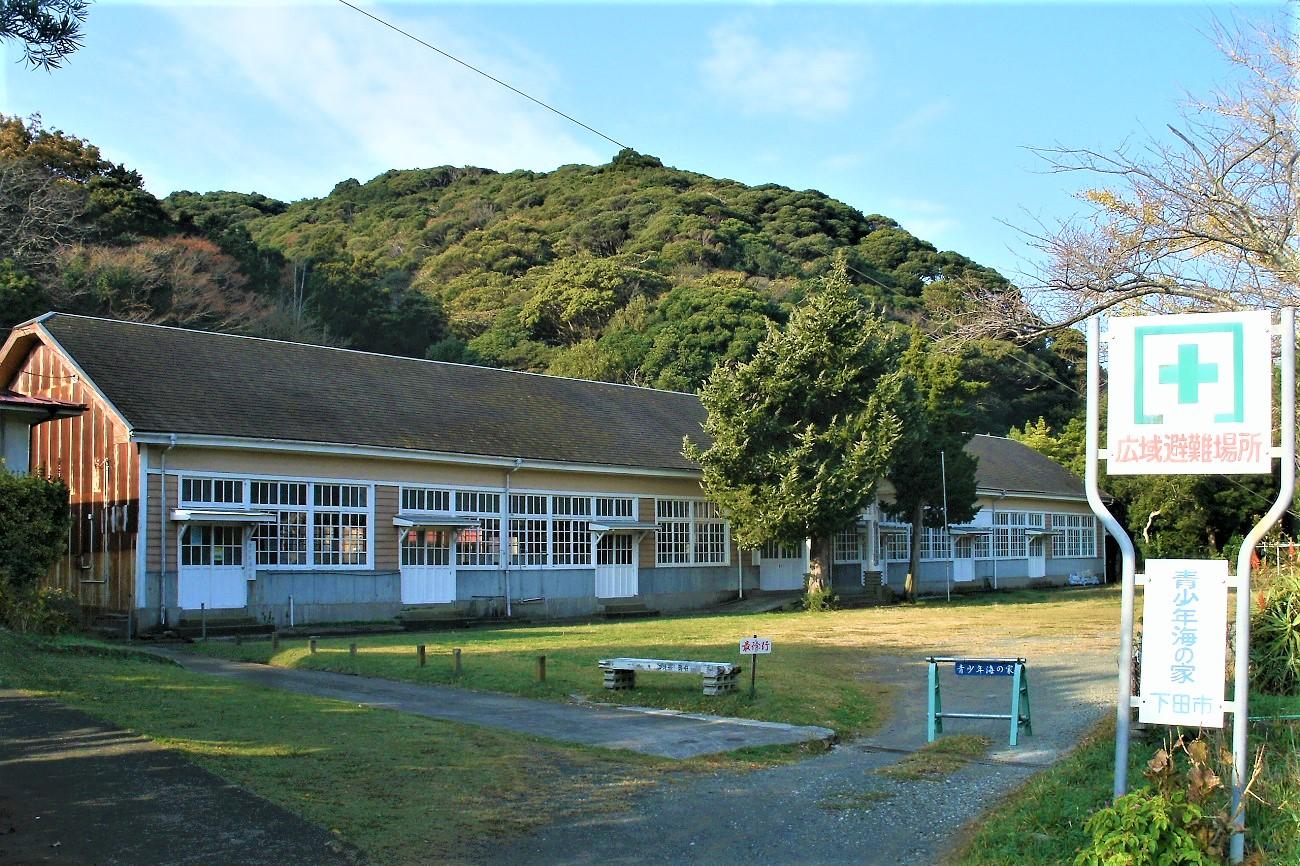 記事下田町立登自小学校(田牛小学校) 閉校のイメージ画像