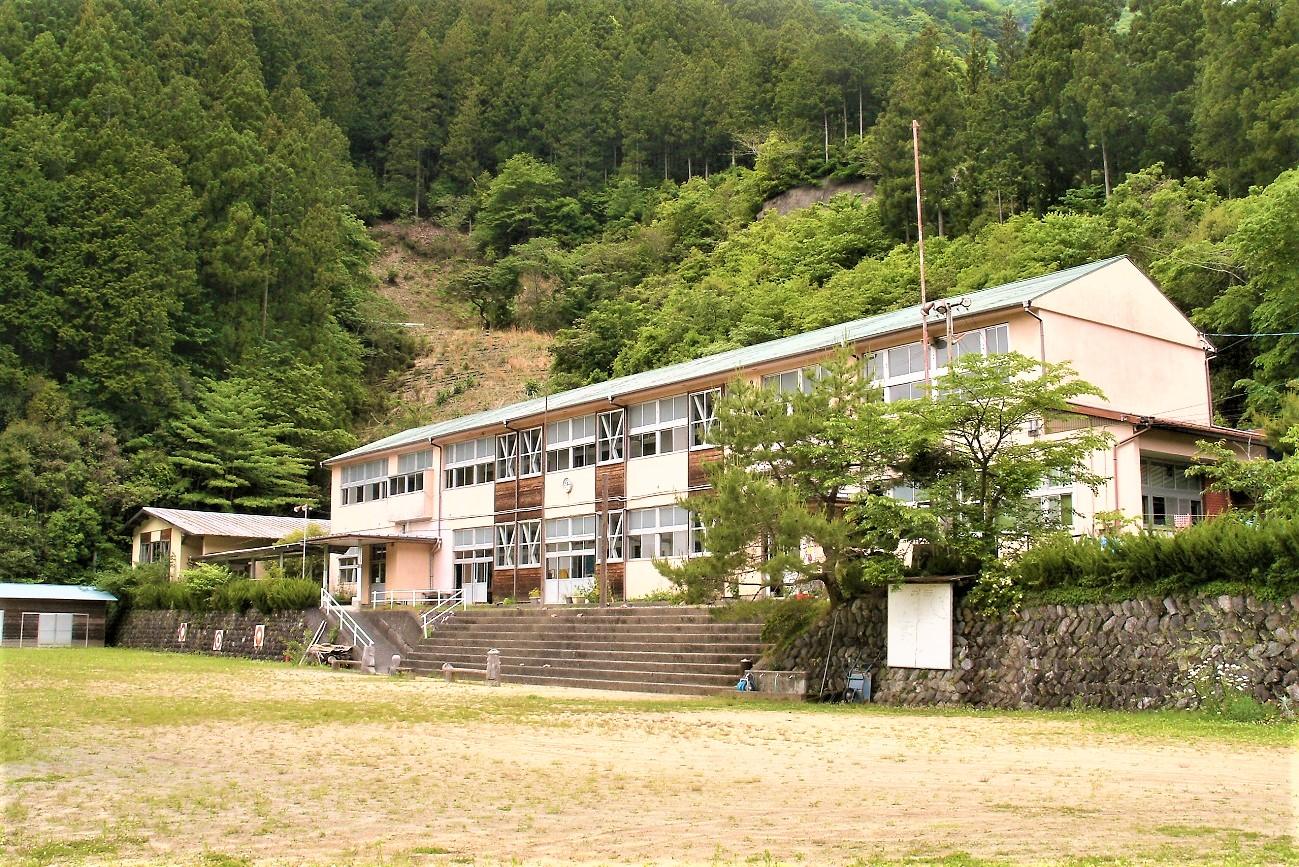 記事浜松市立西浦小学校 閉校のイメージ画像