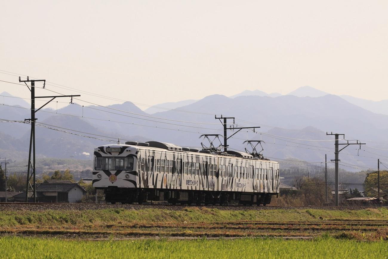 記事上信電鉄 クモハ153+154 運行終了のイメージ画像