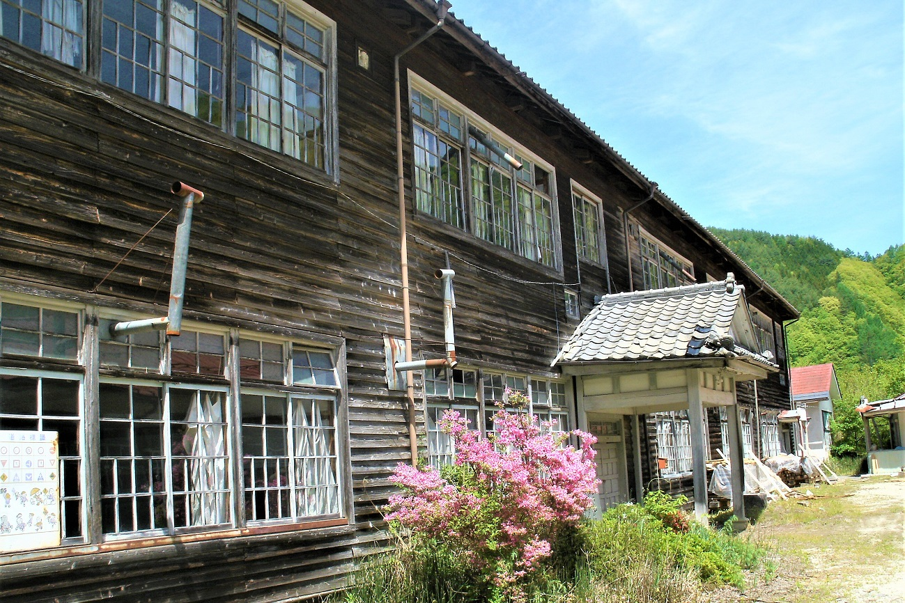 記事阿智村立智里西小学校 閉校のイメージ画像
