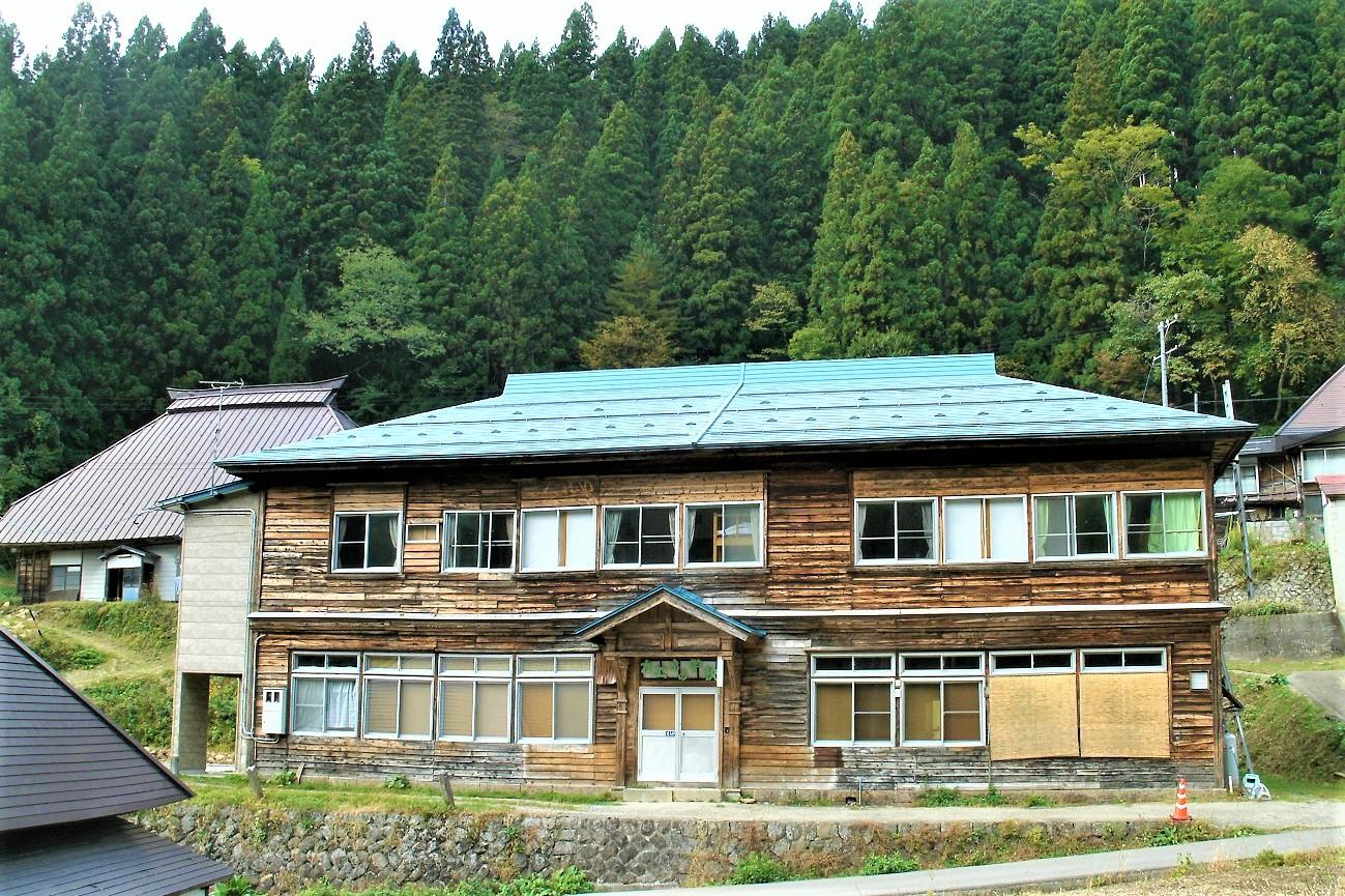 記事小谷村立中土小学校 真木分校 閉校のイメージ画像