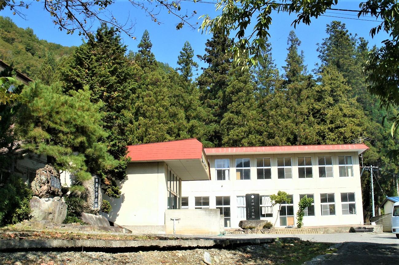 記事信州新町立犀明小学校 閉校のイメージ画像