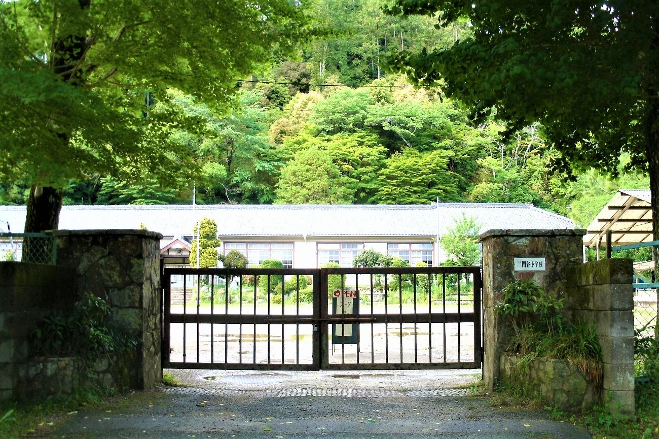 記事鳳来町立門谷小学校 閉校のイメージ画像