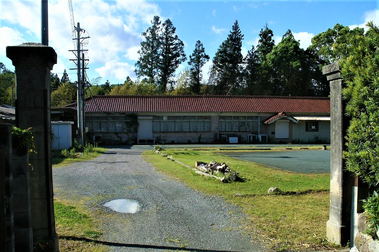 記事鳳来町立乗本小学校 閉校のイメージ画像