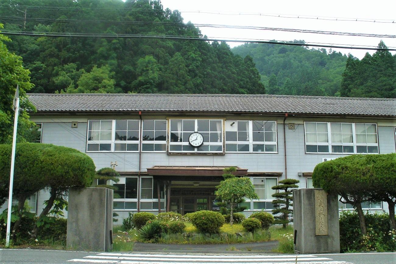 記事綾部市立奥上林小学校 閉校のイメージ画像