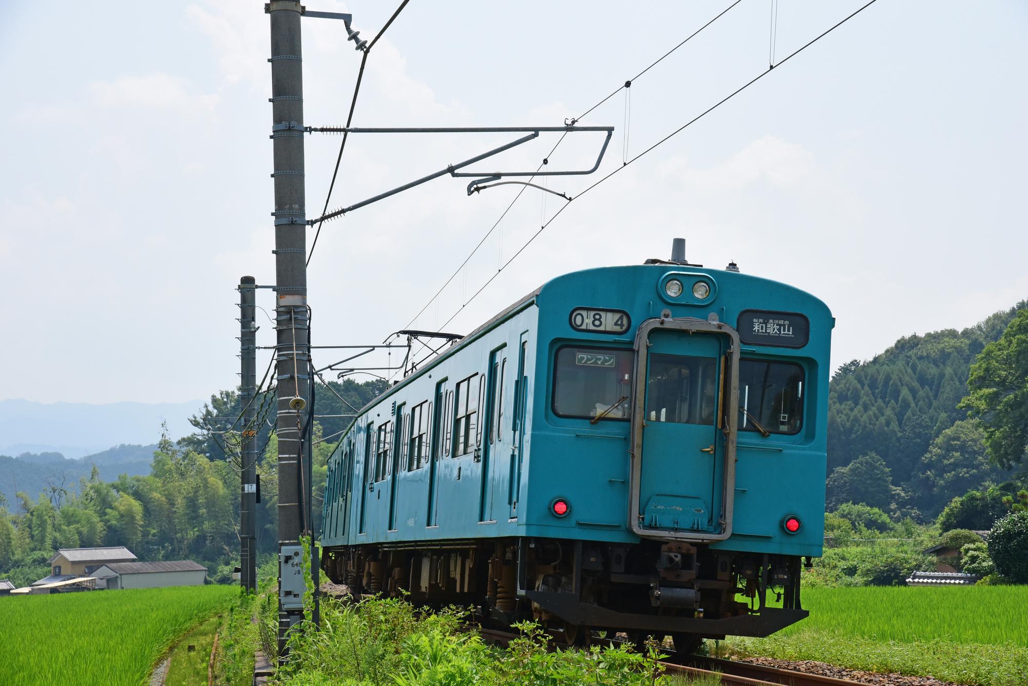 記事JR西日本和歌山線 105系 運行終了のイメージ画像
