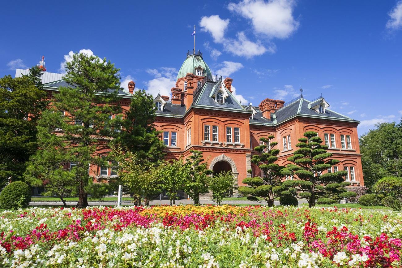 記事北海道庁赤れんが庁舎 改修のイメージ画像