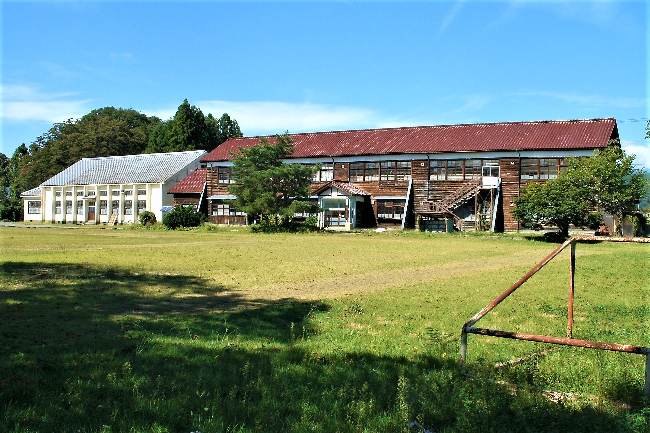 記事喜多方市立岩月中学校 閉校のイメージ画像
