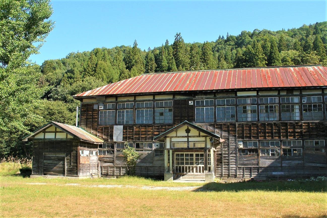 記事昭和村立喰丸小学校 閉校のイメージ画像