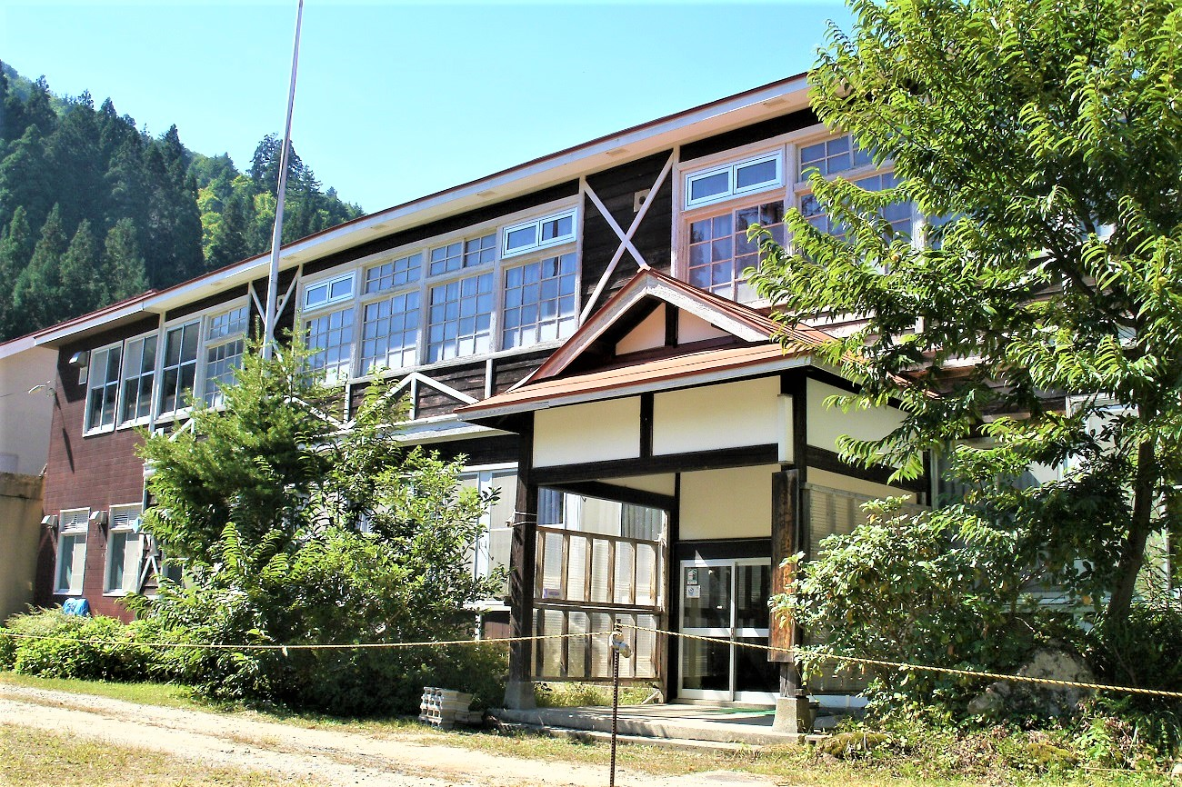 記事金山町立玉梨小学校 閉校のイメージ画像