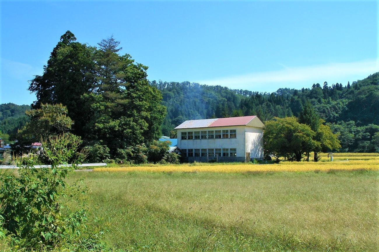 記事会津坂下町立八幡小学校 坂本分校 閉校のイメージ画像