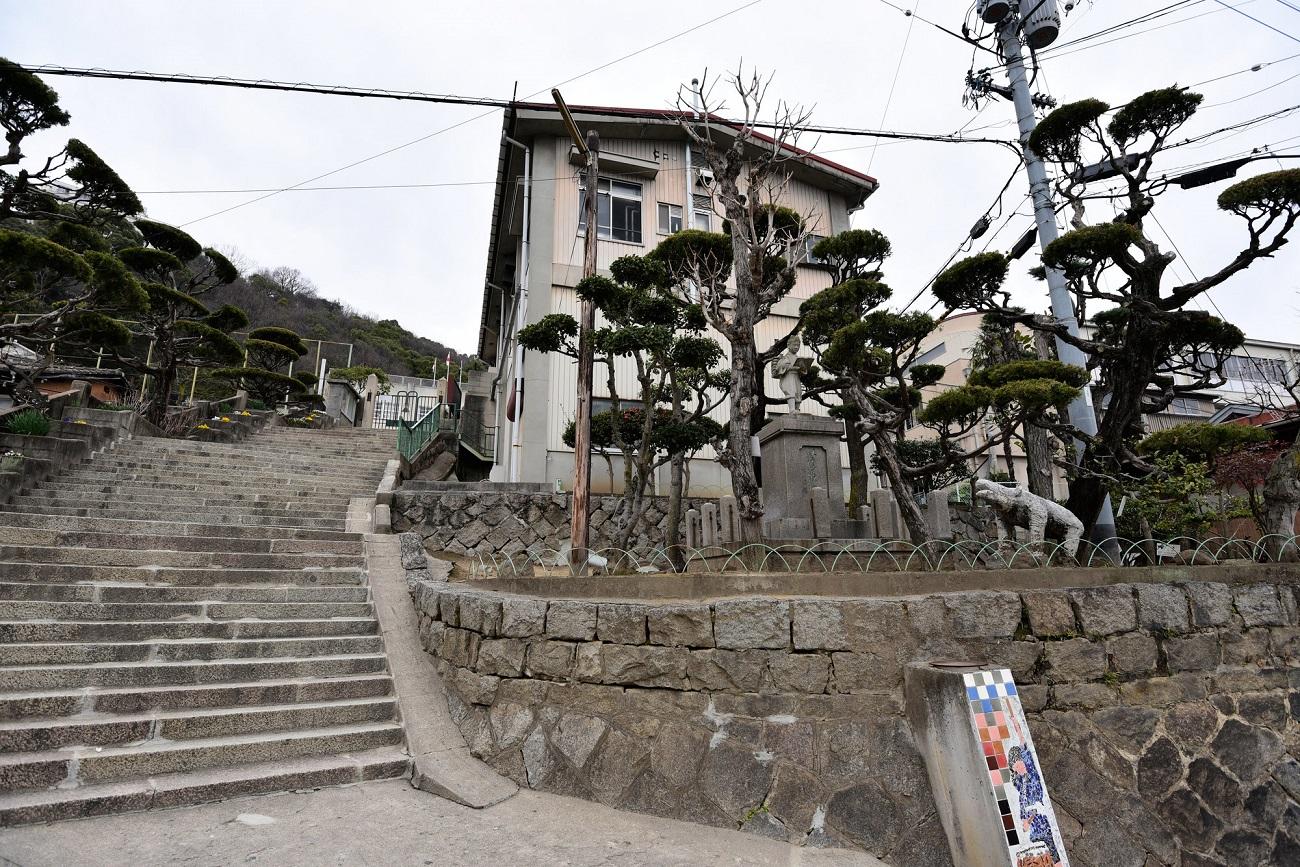 記事尾道市立土堂小学校 閉校のイメージ画像