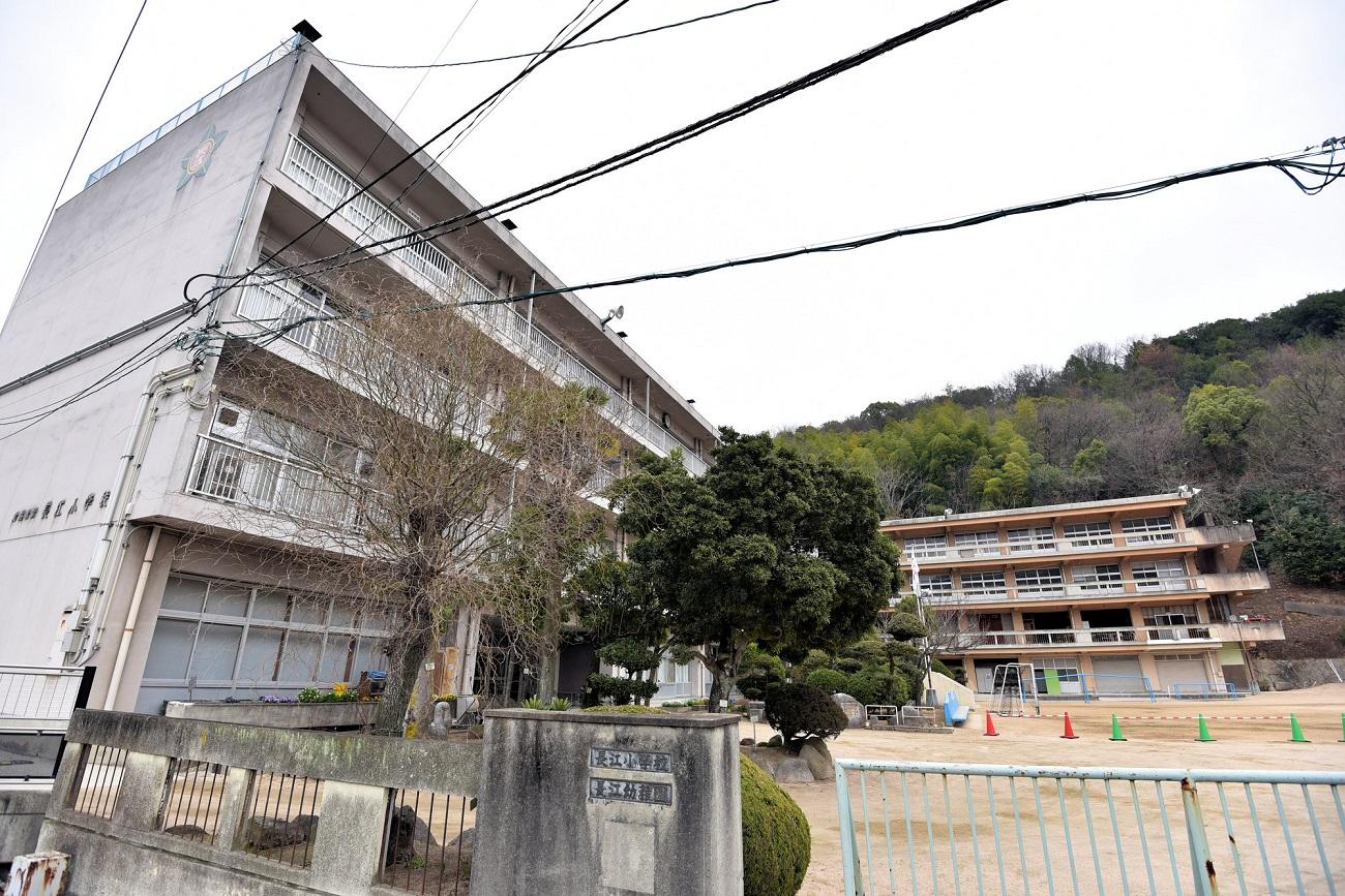 記事尾道市立長江小学校 閉校のイメージ画像