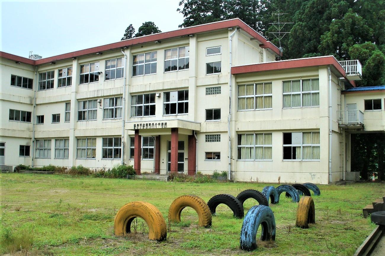 記事温海町立菅野代小中学校 閉校のイメージ画像