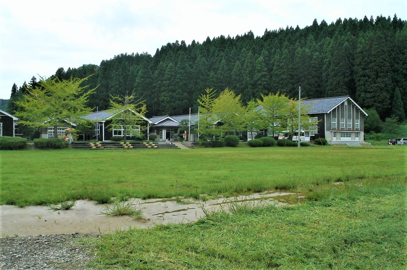 記事由利町立鮎川小学校 閉校のイメージ画像