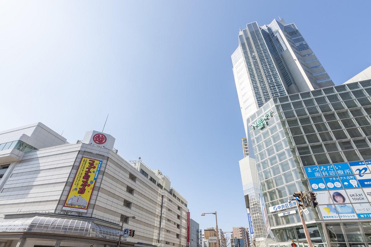 記事新潟三越 閉店のイメージ画像