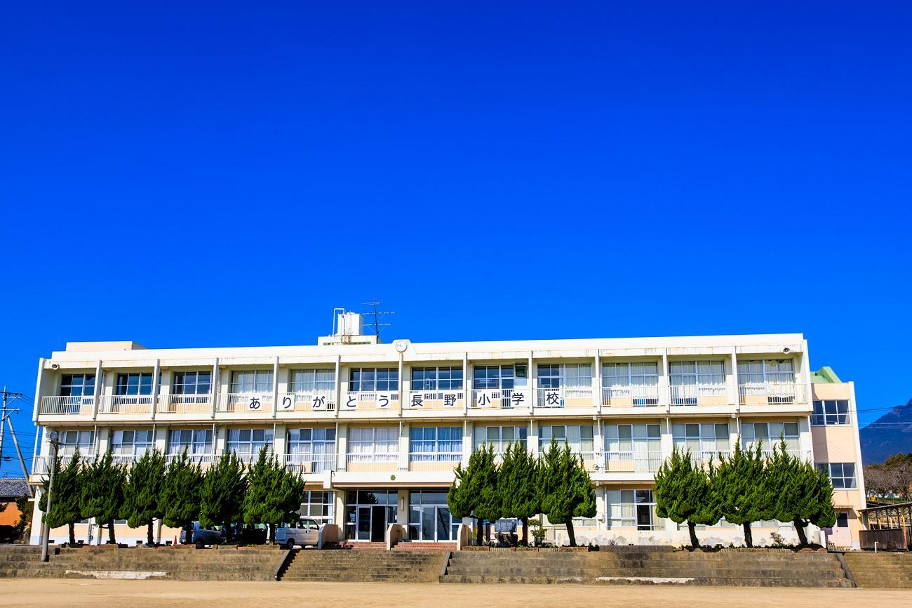 記事南島原市立長野小学校 閉校のイメージ画像