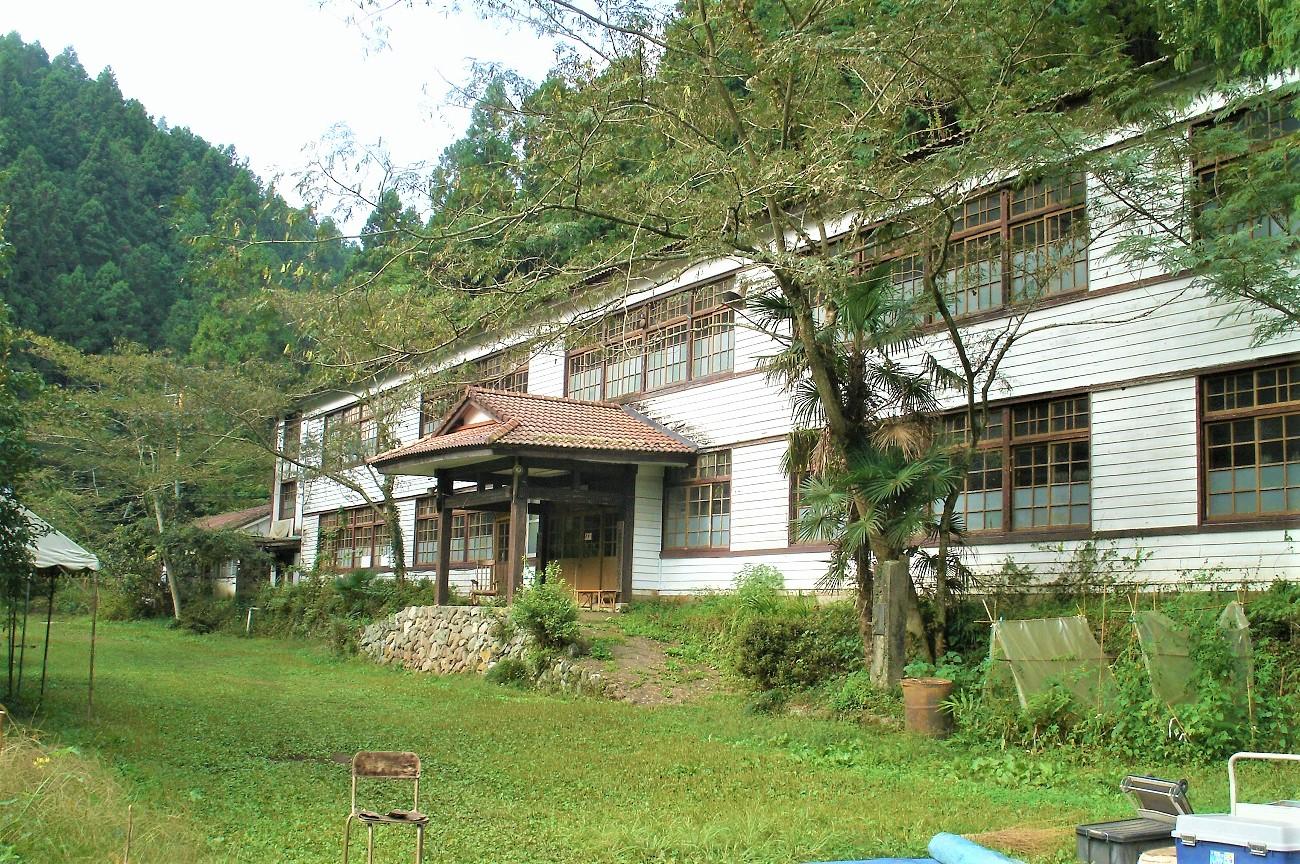 記事鬼石町立三波川中学校 閉校のイメージ画像