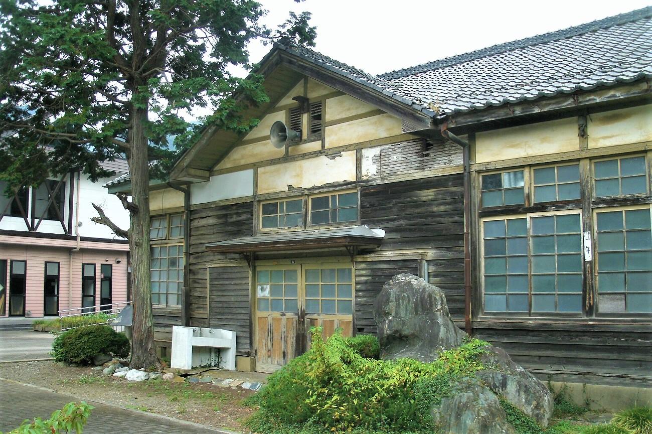 記事鬼石町立譲原小学校 閉校のイメージ画像