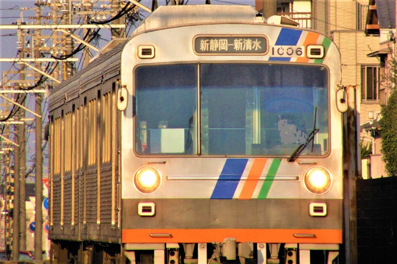 記事静岡鉄道1000形 1001号/1006号 運行終了のイメージ画像
