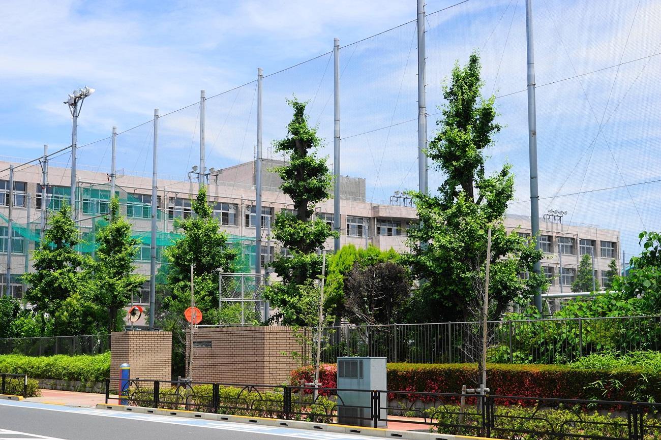 記事東京都立赤羽商業高等学校 閉校のイメージ画像