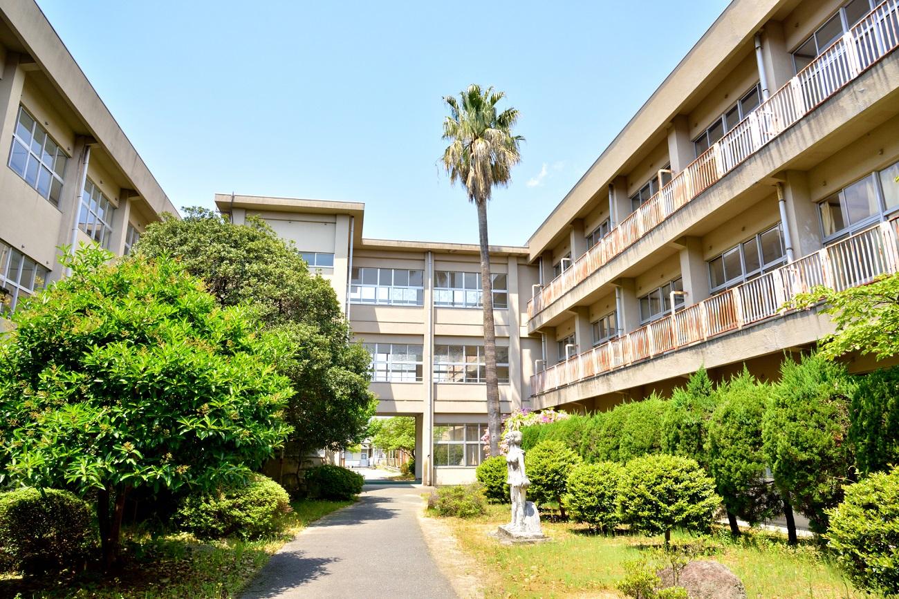 記事大川市立大川中学校 閉校のイメージ画像