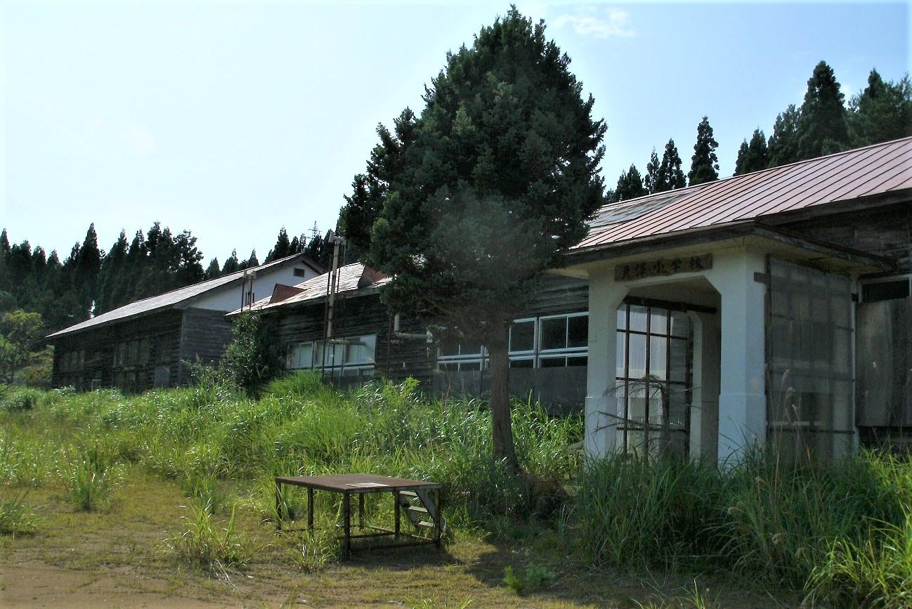 記事川内町立戸沢小学校 閉校のイメージ画像
