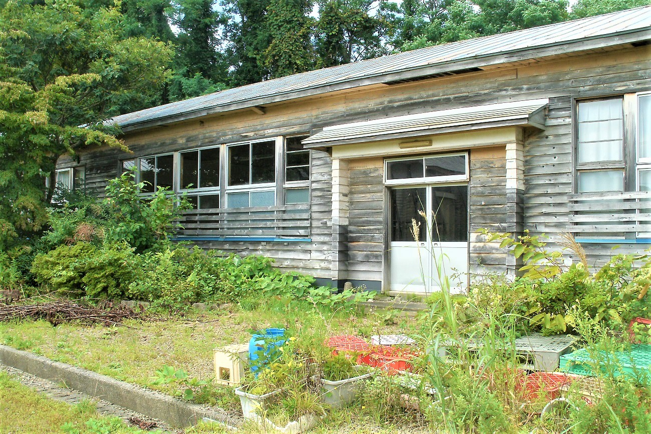 記事外ヶ浜町立三厩中学校(旧校舎) 移転のイメージ画像