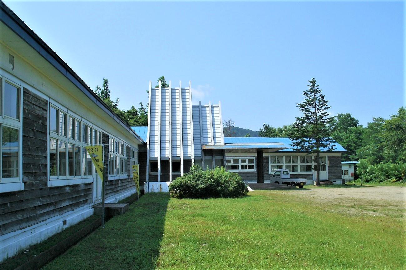 記事今別町立袰月中学校 閉校のイメージ画像