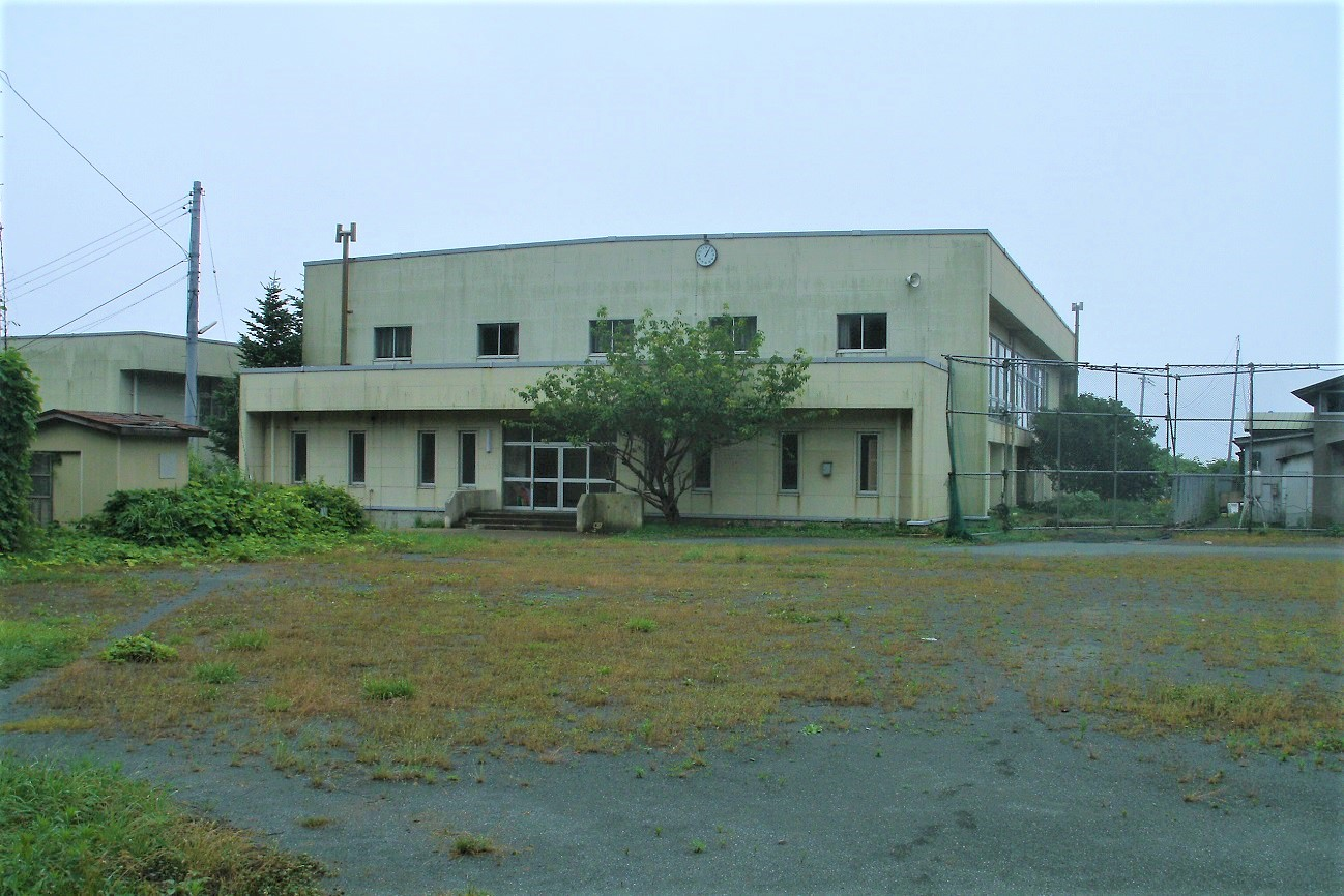 記事中泊町立下前小学校 閉校のイメージ画像