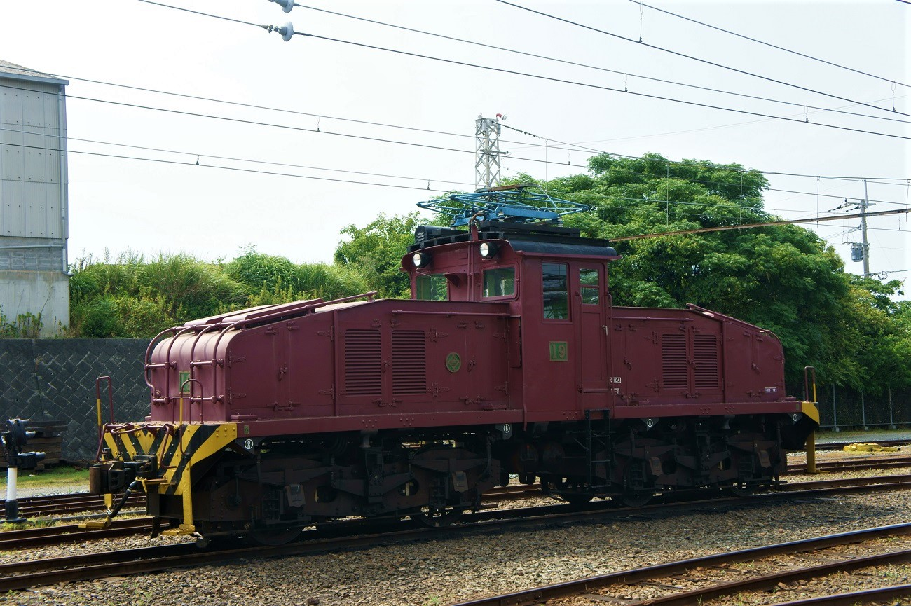 記事炭鉱電車 廃線にともなう退役のイメージ画像