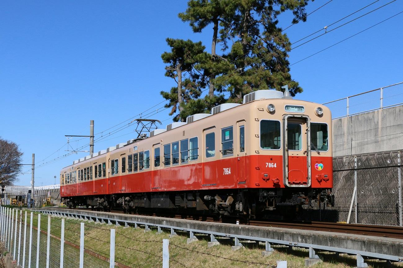 記事阪神電気鉄道 赤胴車・青胴車 運行終了のイメージ画像