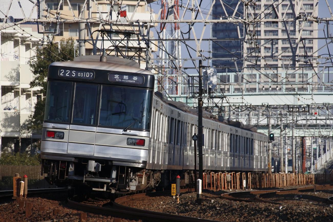 記事東京メトロ日比谷線 03系 退役のイメージ画像