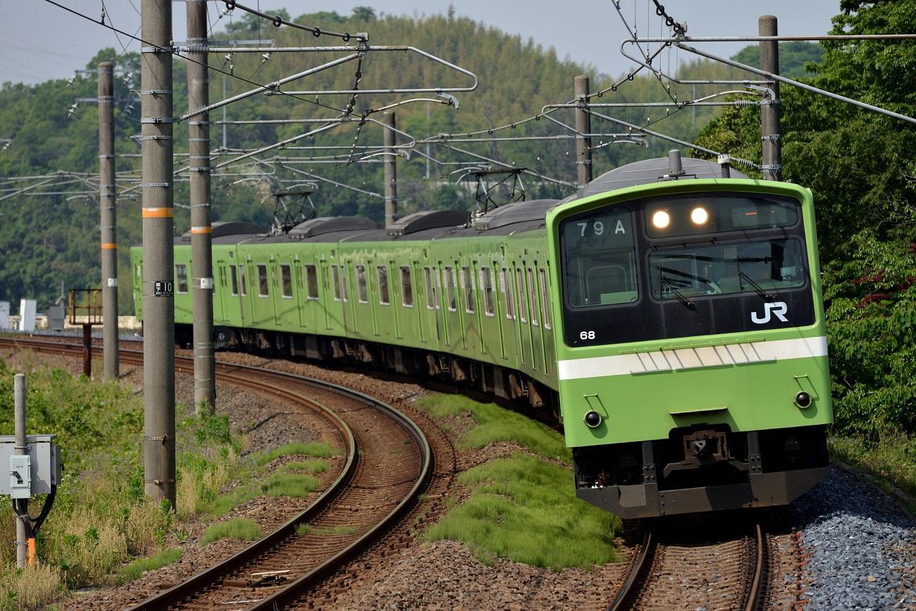 記事JR西日本 201系 運行終了のイメージ画像