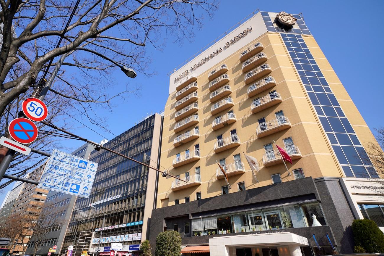 記事ホテル横浜ガーデン 閉館のイメージ画像