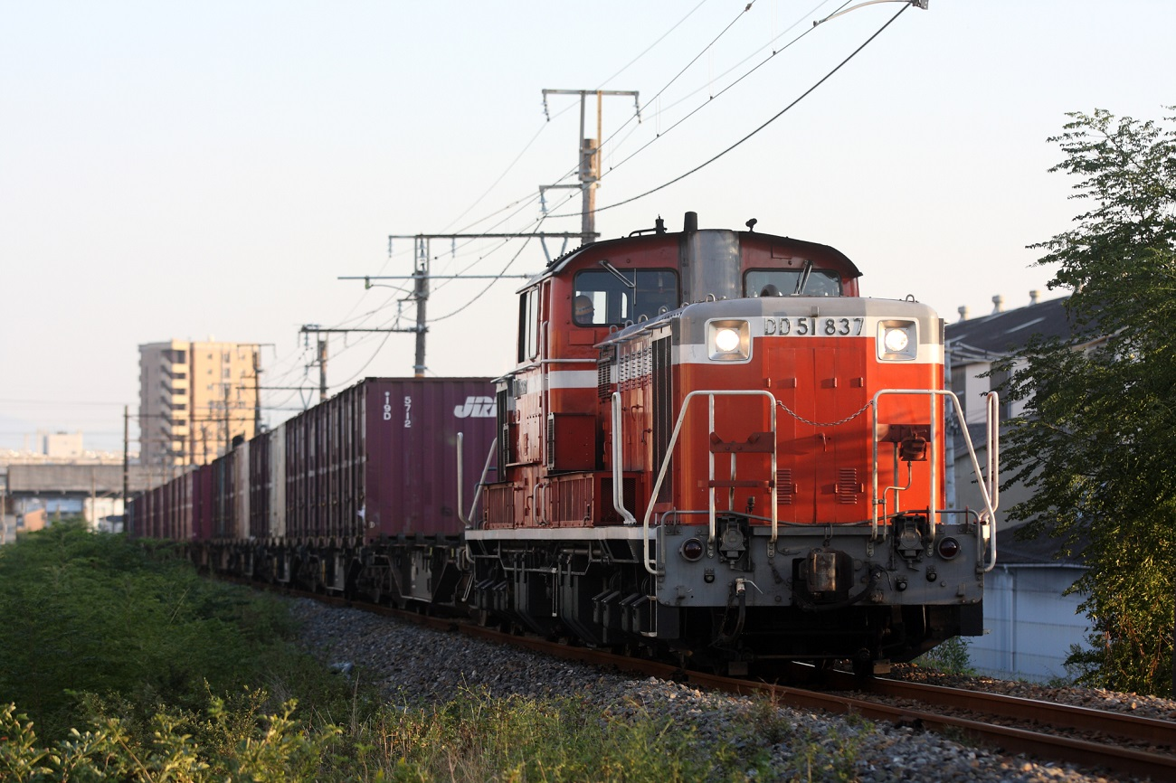 記事JR貨物 DD51形 定期運行終了のイメージ画像