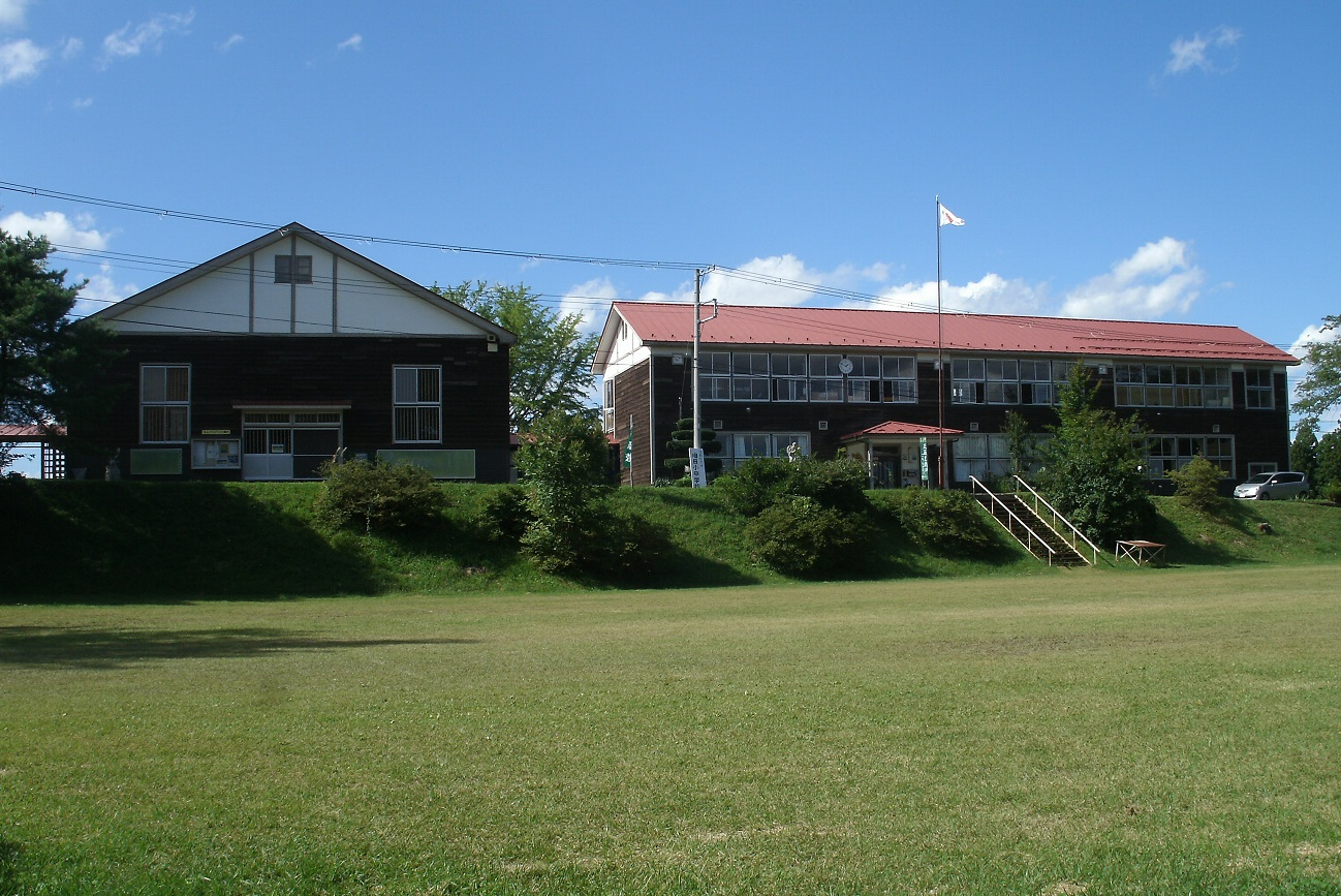記事南郷村立増田小中学校 閉校のイメージ画像