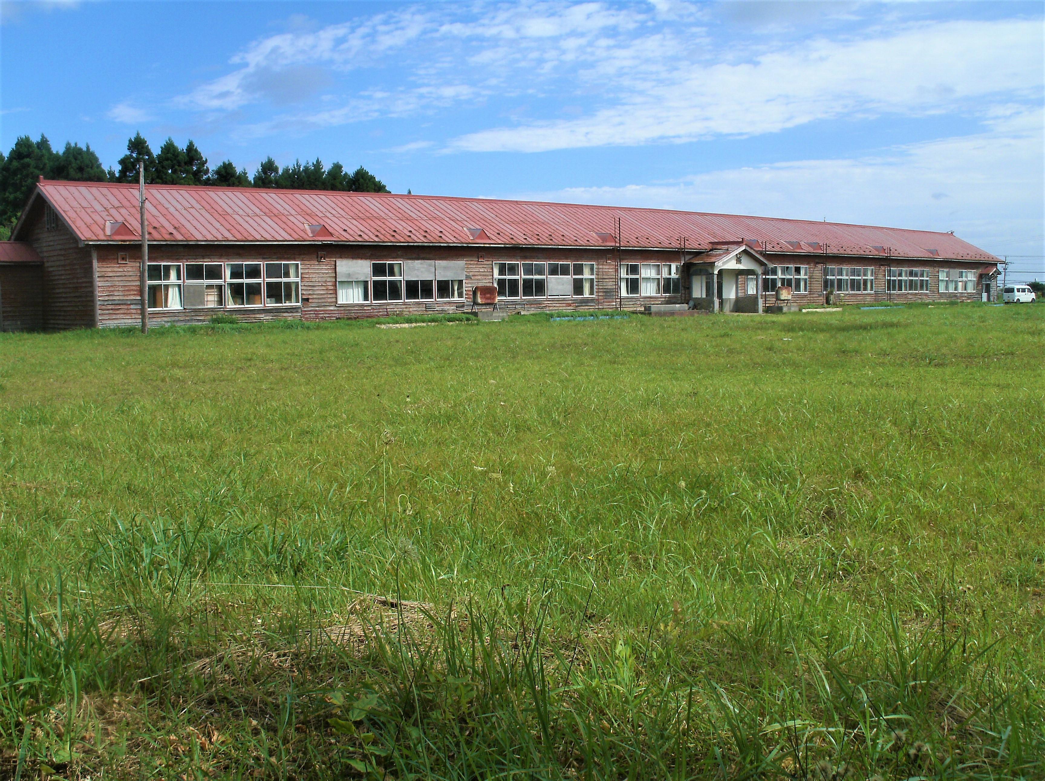 記事東通村立老部小学校 閉校のイメージ画像