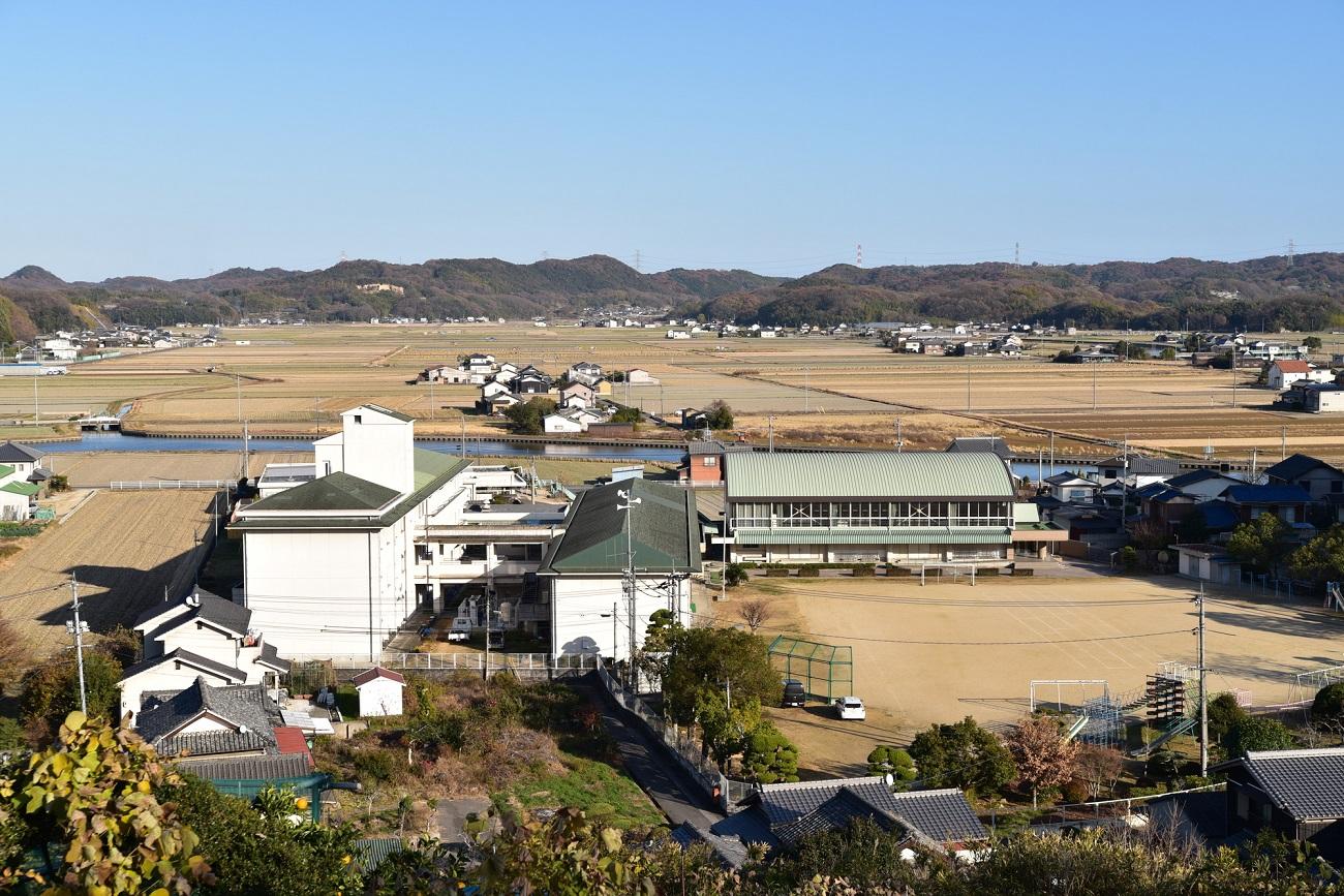 記事岡山市立辛島小学校 閉校のイメージ画像