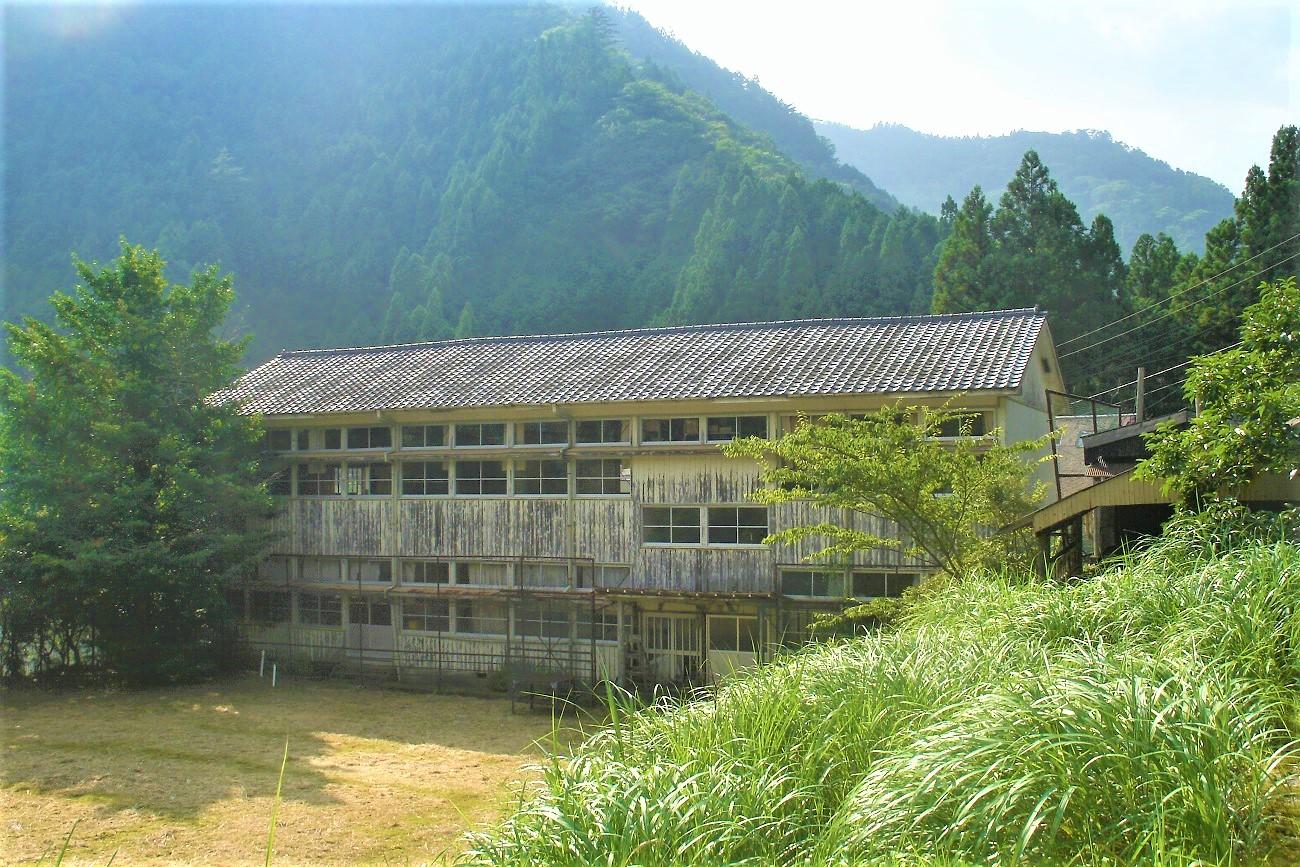 記事物部村立別府小学校 閉校のイメージ画像