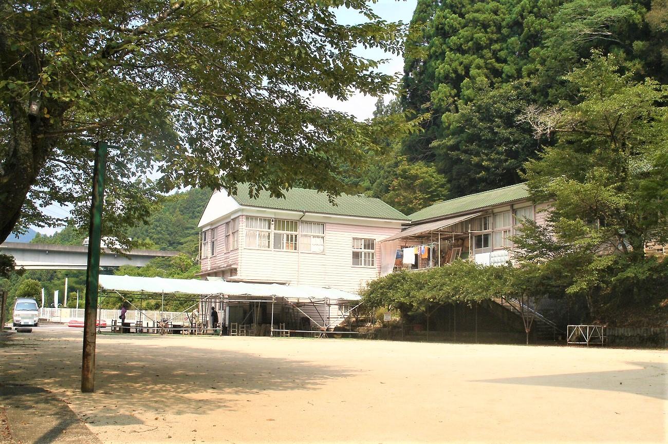 記事大豊町立川口小学校 閉校のイメージ画像