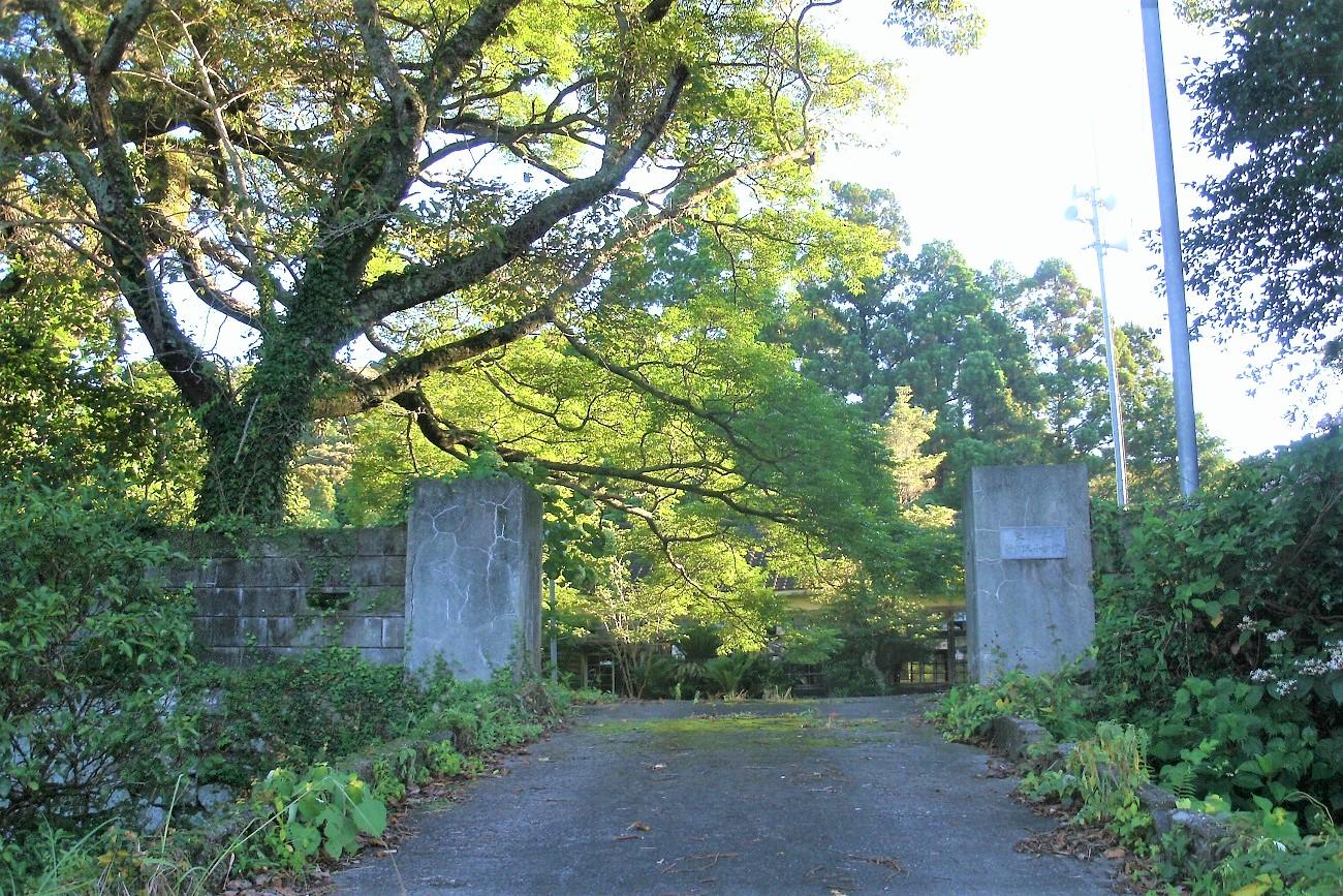 記事大月町立芳ノ沢小学校 閉校のイメージ画像